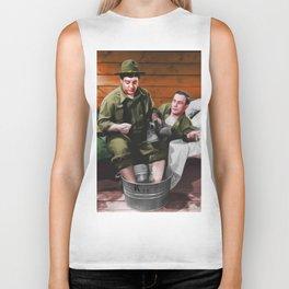 Abbott and Costello, Hollywood Legends Biker Tank