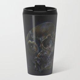 """""""24 Karat Cranium"""" Travel Mug"""