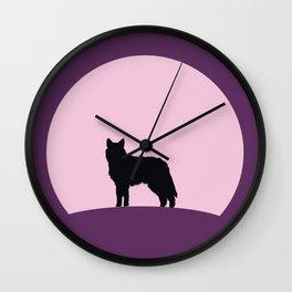 Prisoner of Azkaban Wall Clock