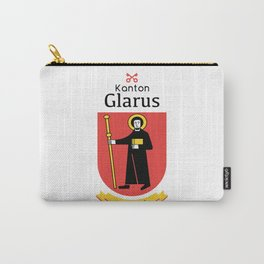 Canton of Glarus Carry-All Pouch