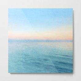 see the sea /Agat/  Metal Print