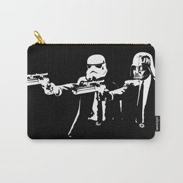 """Darth Vader - Say """"What"""" Again! Version 3 Carry-All Pouch"""