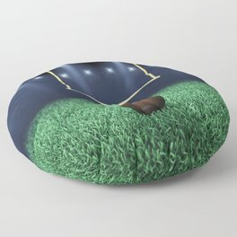 American Football stadium Floor Pillow