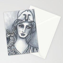 Goddess of Wisdom Stationery Cards