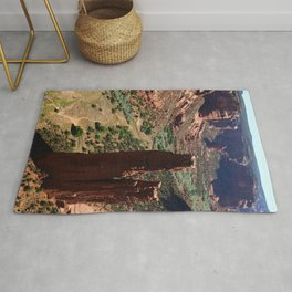 Spider Rock - Amazing Rockformation Rug