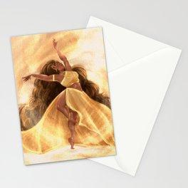 Tala: Goddess of the Stars Stationery Cards