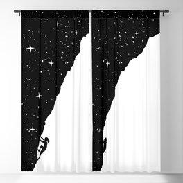 Night climbing Blackout Curtain