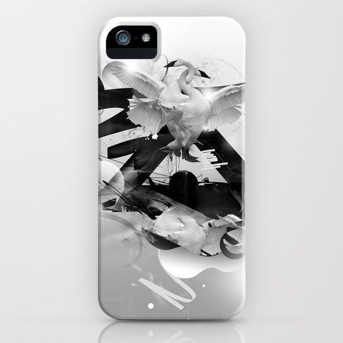 A moment of Lightness iPhone Case