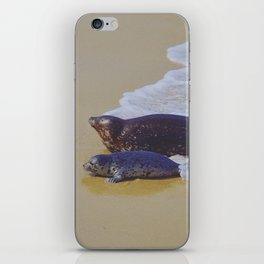 A Family Outing iPhone Skin