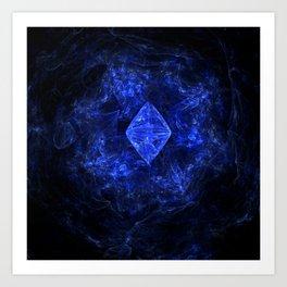 Crystalline Dream Art Print