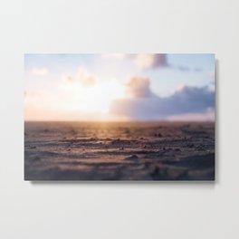 Startdust ocean Metal Print