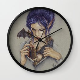My creatures Wall Clock