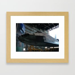 atlantis 647 Framed Art Print