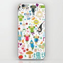 KATAMARI DAMACY iPhone Skin