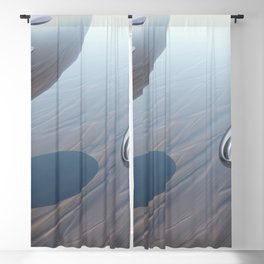 Escaping Area 51 Blackout Curtain