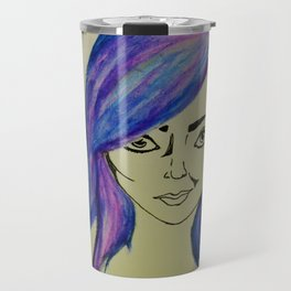 Washed Away Travel Mug