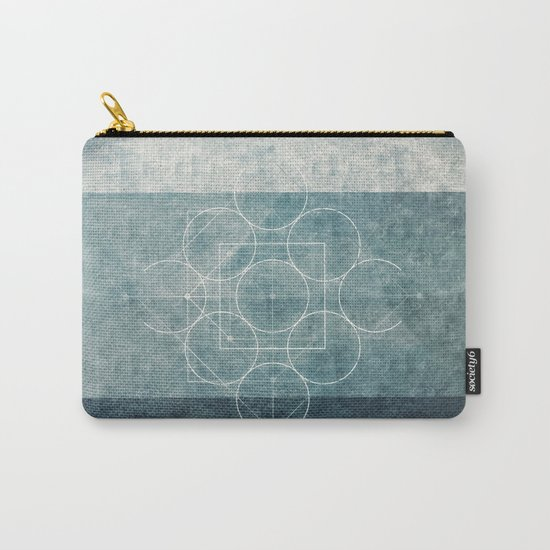 Ancient Symbols Carry-All Pouch