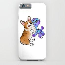 Snuggle Buddy iPhone Case