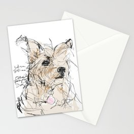 OPD Lillian Sillian Stationery Cards