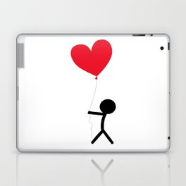 I give you my love by Oliver Henggeler Laptop & iPad Skin