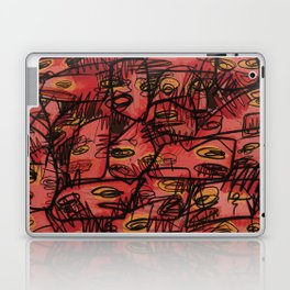 *ABSTRACT_A Laptop & iPad Skin