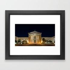 Art Museum Framed Art Print