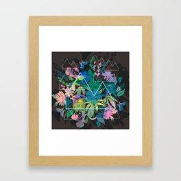 Reykjavik Boulevard #15 Framed Art Print