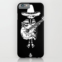 Guitar mariachi iPhone Case
