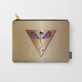 Copper Dragon Carry-All Pouch