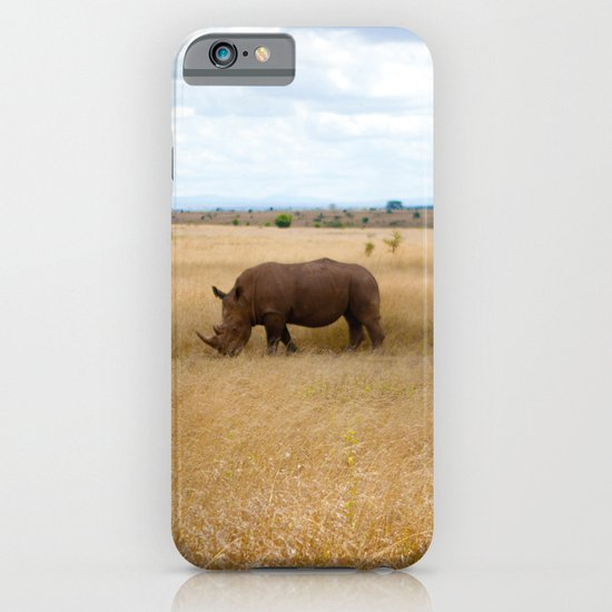 Rhino. iPhone & iPod Case
