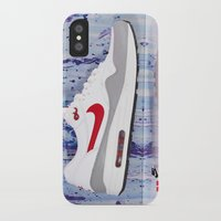 nike iPhone & iPod Cases featuring Nike by Reimer Marfil