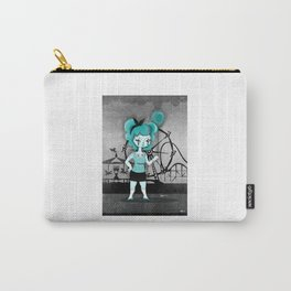 fairground pin-up Carry-All Pouch