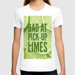 Pick Up Limes T-shirt