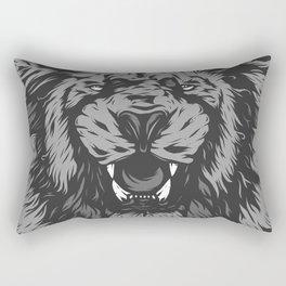 Courageous Rectangular Pillow