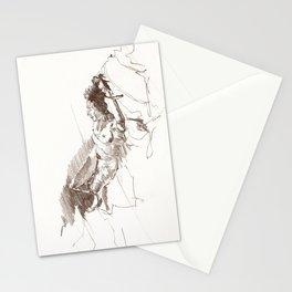 Cara the podiatrist Stationery Cards