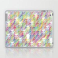 Candy Spirals Laptop & iPad Skin