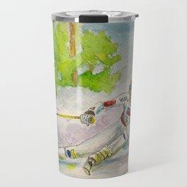 Lindsey Vonn_ Ski Racer Travel Mug