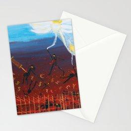 False prophets Stationery Cards