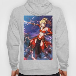 Mordred Suit Hoody