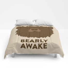 BEARLY AWAKE Comforters