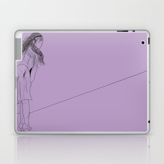 Olive Remembers The Chap Laptop & iPad Skin
