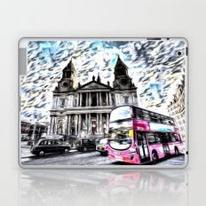 London Classic Art Laptop & iPad Skin