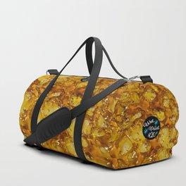 Golden Shatter Duffle Bag
