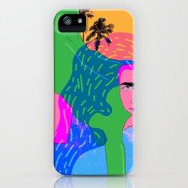 Summer Summons iPhone Case