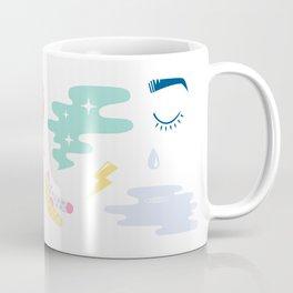 COLORFUL  GIRLS THINGS Coffee Mug