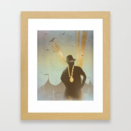 Festival King... Framed Art Print