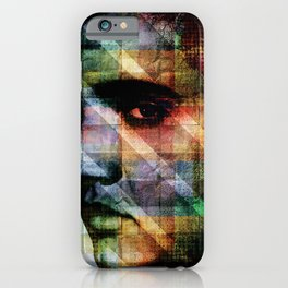 Elvis - The King Is Dead iPhone Case