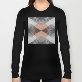 the repeat mountains Long Sleeve T-shirt