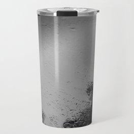 RAIN ON THE WINDOW Travel Mug