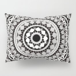 Ebony Pillow Sham